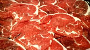 ラム肉の写真